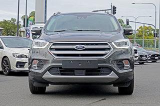 2018 Ford Escape ZG 2018.00MY Titanium Grey 6 Speed Sports Automatic Dual Clutch SUV.
