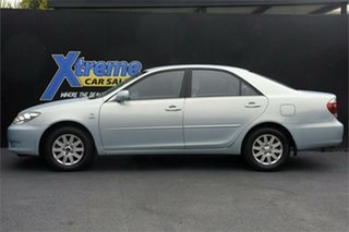 2005 Toyota Camry MCV36R Ateva Blue 4 Speed Automatic Sedan