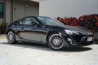 2014 Toyota 86 ZN6 GTS Black/partial 6 Speed Manual Coupe