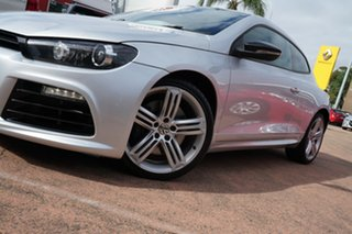 2012 Volkswagen Scirocco 1S R Silver 6 Speed Direct Shift Coupe.