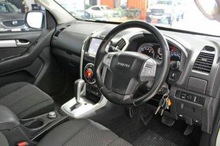 2016 Isuzu MU-X UC MY15.5 LS-U (4x4) White 5 Speed Automatic Wagon
