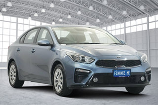 2019 Kia Cerato BD MY19 S Blue 6 Speed Sports Automatic Sedan.