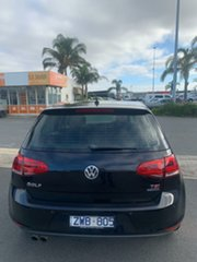 2013 Volkswagen Golf AU 103 TSI Highline Black 7 Speed Auto Direct Shift Hatchback