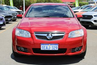 2013 Holden Commodore VE II MY12.5 Omega Sportwagon Red 6 Speed Sports Automatic Wagon.
