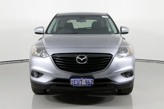 2015 Mazda CX-9 MY14 Classic (FWD) Silver 6 Speed Auto Activematic Wagon.