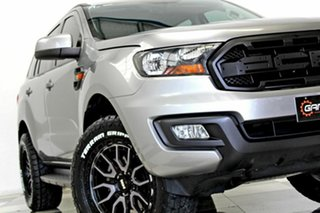 2017 Ford Everest UA MY18 Ambiente (RWD 7 Seat) Grey 6 Speed Automatic SUV.