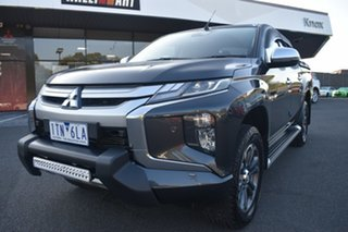 2019 Mitsubishi Triton MR MY19 GLS Double Cab Premium Grey 6 Speed Sports Automatic Utility