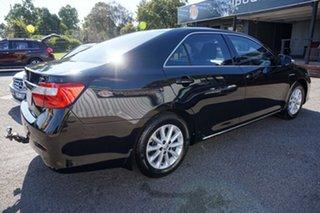 2013 Toyota Aurion GSV50R AT-X Eclipse Black 6 Speed Sports Automatic Sedan