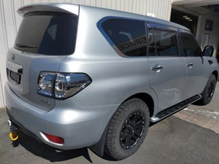 2013 Nissan Patrol Y62 TI-L 7 Speed Sports Automatic Wagon