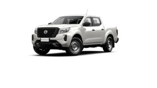 2020 Nissan Navara D23 MY21 SL 4x2 Solid White 6 Speed Manual Utility