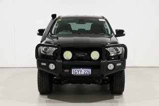 2016 Ford Everest UA MY17 Trend Black 6 Speed Automatic SUV.