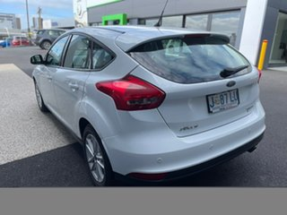 2016 Ford Focus LZ Trend White 6 Speed Automatic Hatchback.