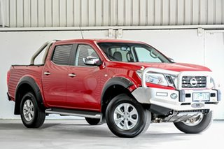 2016 Nissan Navara D23 S2 ST Red 7 Speed Sports Automatic Utility.