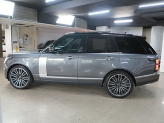 2019 Land Rover Range Rover L405 19MY Autobiography Corris Grey 8 Speed Sports Automatic Wagon
