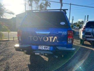 2016 Toyota Hilux GUN126R SR5 Extra Cab 6 Speed Manual Utility