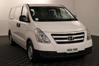 2015 Hyundai iLOAD TQ3-V Series II MY16 White 5 speed Automatic Van.