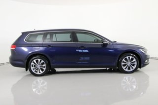 2017 Volkswagen Passat 3C MY17 132 TSI Blue 7 Speed Auto Direct Shift Wagon