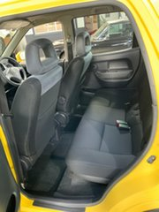 2003 Holden Cruze YG Yellow 4 Speed Automatic Wagon