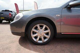 2005 Nissan Maxima J31 ST-L Grey 4 Speed Automatic Sedan.