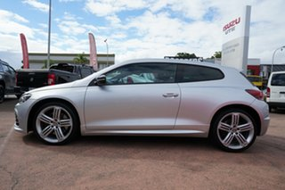 2012 Volkswagen Scirocco 1S R Silver 6 Speed Direct Shift Coupe