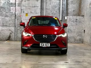 2019 Mazda CX-3 DK2W76 sTouring SKYACTIV-MT FWD Red 6 Speed Manual Wagon.