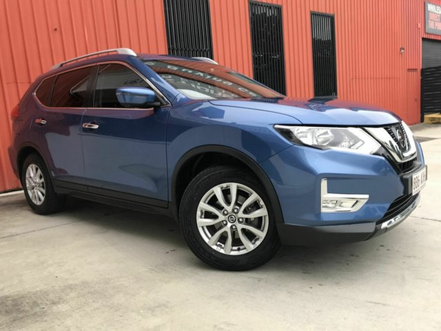 Used Nissan X-Trail T32 Series II ST-L X-tronic 2WD Molendinar, 2019 Nissan X-Trail T32 Series II ST-L X-tronic 2WD Blue 7 Speed Constant Variable Wagon