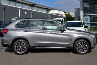 2017 BMW X5 F15 sDrive25d Brown 8 Speed Automatic Wagon.