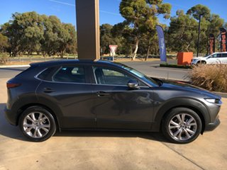 2020 Mazda CX-30 DM2W7A G20 SKYACTIV-Drive Evolve Machine Grey 6 Speed Sports Automatic Wagon