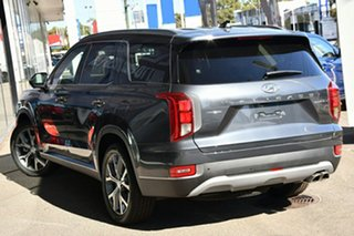 2021 Hyundai Palisade LX2.V1 MY21 Highlander AWD White Cream 8 Speed Sports Automatic Wagon