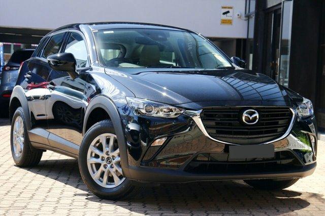 New Mazda CX-3 DK2W7A Maxx SKYACTIV-Drive FWD Sport LE Liverpool, 2021 Mazda CX-3 DK2W7A Maxx SKYACTIV-Drive FWD Sport LE Jet Black 6 Speed Sports Automatic Wagon