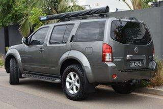2008 Nissan Pathfinder R51 MY08 ST-L Grey 5 Speed Sports Automatic Wagon.
