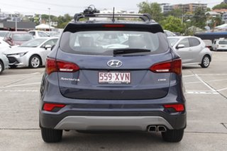 2017 Hyundai Santa Fe DM4 MY18 Active Blue 6 Speed Sports Automatic Wagon