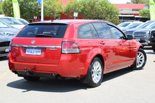 2013 Holden Commodore VE II MY12.5 Omega Sportwagon Red 6 Speed Sports Automatic Wagon