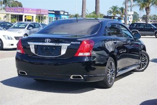 2010 Toyota Crown URS206 Majesta Black 8 Speed Automatic Sedan
