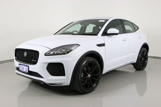 2019 Jaguar E-PACE X540 MY19 P250 R-Dynamic S AWD (183kW) White 9 Speed Automatic Wagon.