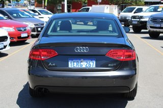 2012 Audi A4 B8 8K MY12 Multitronic Grey 8 Speed Constant Variable Sedan