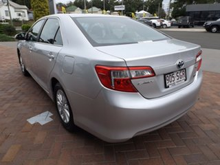 2012 Toyota Camry AVV50R Hybrid H Silver 1 Speed Constant Variable Sedan Hybrid