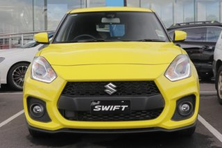 2021 Suzuki Swift AZ Series II Sport Yellow 6 Speed Sports Automatic Hatchback.