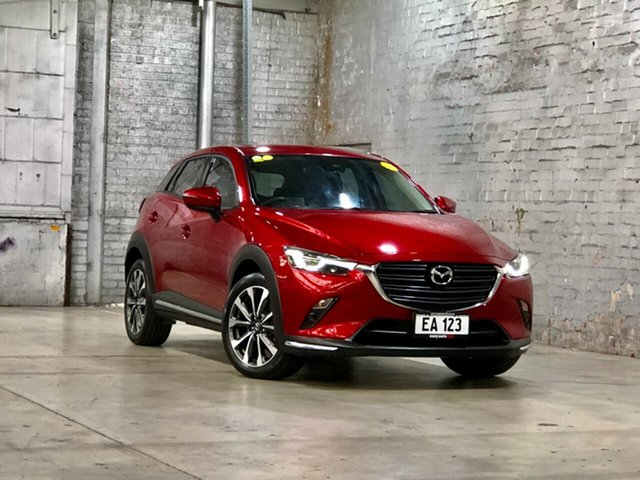 Used Mazda CX-3 DK2W76 sTouring SKYACTIV-MT FWD Mile End South, 2019 Mazda CX-3 DK2W76 sTouring SKYACTIV-MT FWD Red 6 Speed Manual Wagon