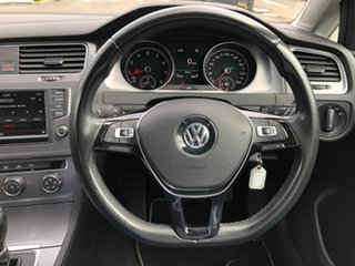 2015 Volkswagen Golf VII MY16 92TSI DSG White 7 Speed Sports Automatic Dual Clutch Hatchback