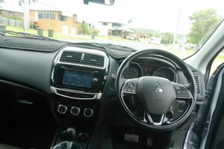 2016 Mitsubishi ASX XC MY17 LS 2WD Silver 6 Speed Constant Variable Wagon
