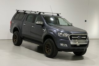 2016 Ford Ranger PX MkII XLT 3.2 (4x4) Grey 6 Speed Automatic Double Cab Pick Up