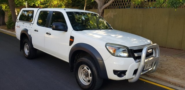 Used Ford Ranger PK XL (4x4) Prospect, 2009 Ford Ranger PK XL (4x4) 5 Speed Automatic Dual Cab Chassis