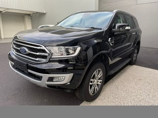 2020 Ford Everest UA II 2020.25MY Trend Black 10 Speed Sports Automatic SUV.