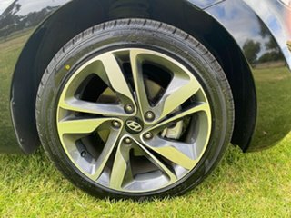 2014 Hyundai Elantra MD3 Premium Black 6 Speed Sports Automatic Sedan.