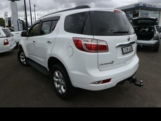 2015 Holden Colorado 7 RG MY15 LTZ (4x4) White 6 Speed Automatic Wagon.