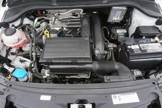 2018 Skoda Rapid NH MY18.5 Spaceback DSG White 7 Speed Sports Automatic Dual Clutch Hatchback