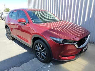 2017 Mazda CX-5 KF4W2A GT SKYACTIV-Drive i-ACTIV AWD 6 Speed Sports Automatic Wagon.