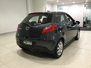 2013 Mazda 2 DE10Y2 MY14 Neo Sport Meteor Grey 4 Speed Automatic Hatchback