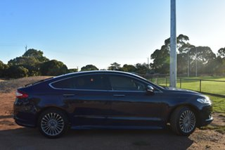 2015 Ford Mondeo MD Titanium Blue 6 Speed Sports Automatic Hatchback.
